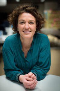 Portretfoto van algemeen directeur Reineke Boot