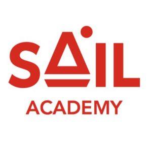 Rood logo SAIL Academy 2020